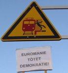 Fehltritt - Euromanie tötet Demokratie